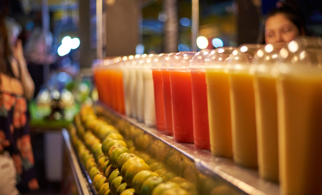 inpost-foods to avoid in monsoon-juice