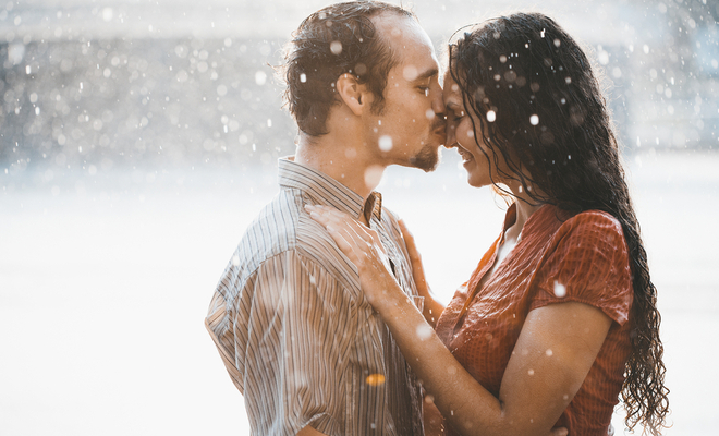 inpost-romantic monsoon-kissing in the rain