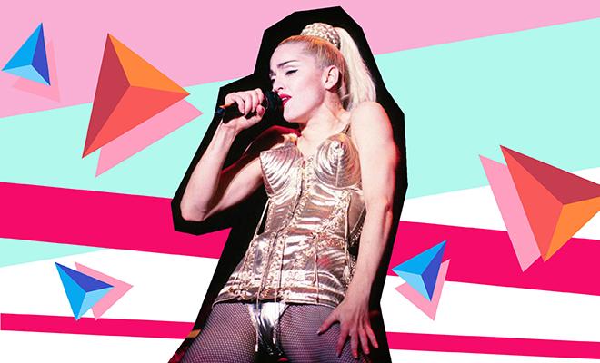 Inpost- Madonna 3