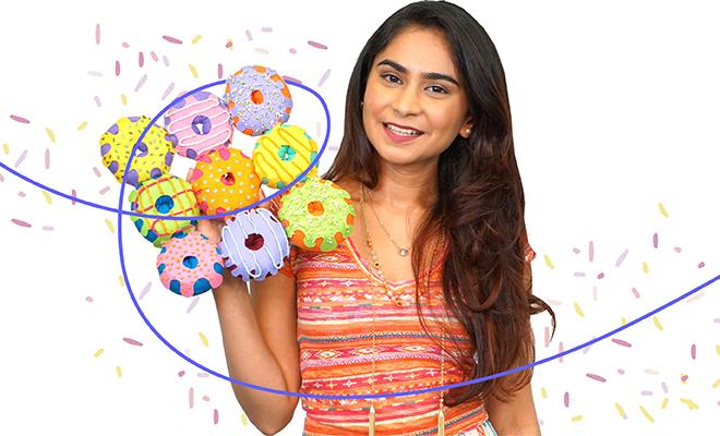 Website- DIY Doughnut Pillow