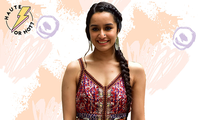 a663f2dc9e9bf Shraddha Kapoor s Boho Style For Stree s Promotions Is Ace!