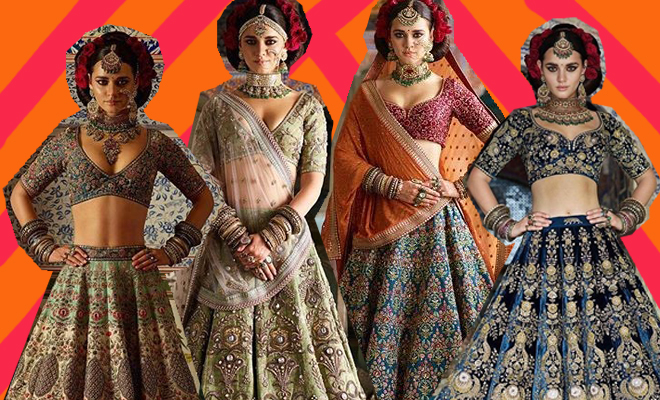 cf28069f9df42 Sabyasachi Mukherjee Dropped His Autumn Winter 2018 & We Can't Keep ...