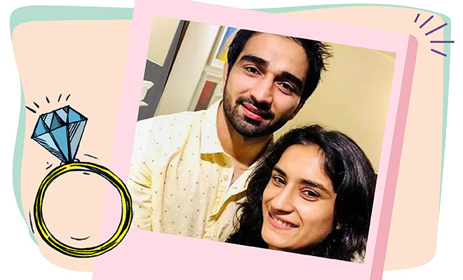 Website- Vinesh Phogat Engagement