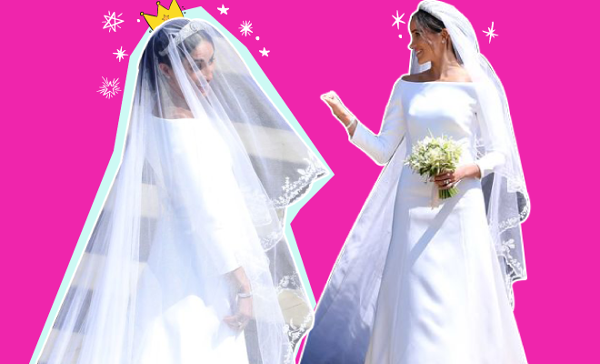 Meghan Markle\'s Givenchy Wedding Gown To Go On Display | Hauterfly