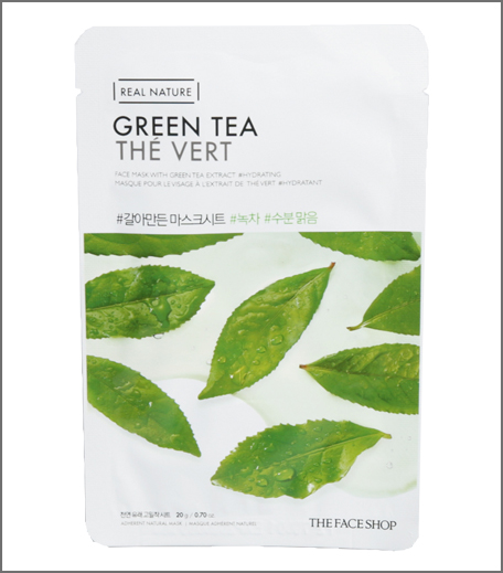 Inpost- Green Tea Products 2