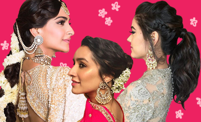 Pretty Hairstyles To Up Your Beauty Game This Festive Season | Hauterfly