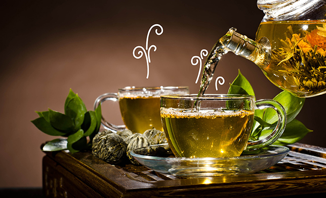 Website- Green Tea Products