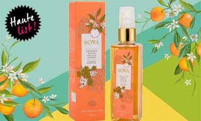 SOVA Draksh & Bitter Orange Flower Luxury Hair Oil _Featured_Hauterfly