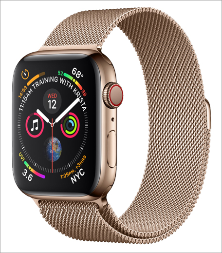 Apple Watch Series 4_Inpost_Hauterfly