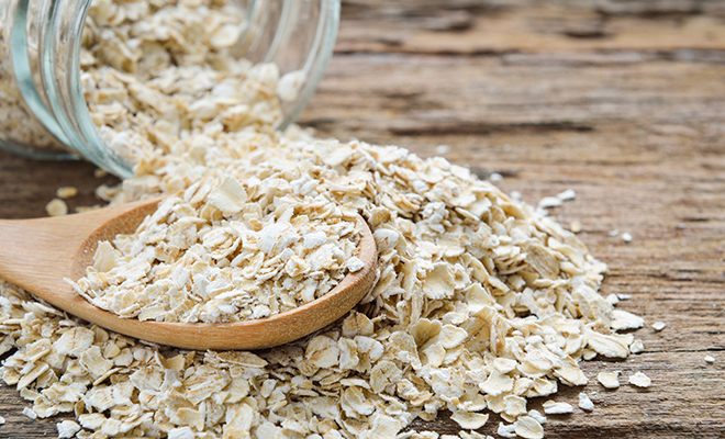Detox Home Remedies-Oatmeal