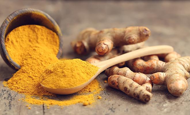 Detox Home Remedies-Turmeric