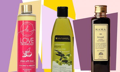 Website- Hair Oil