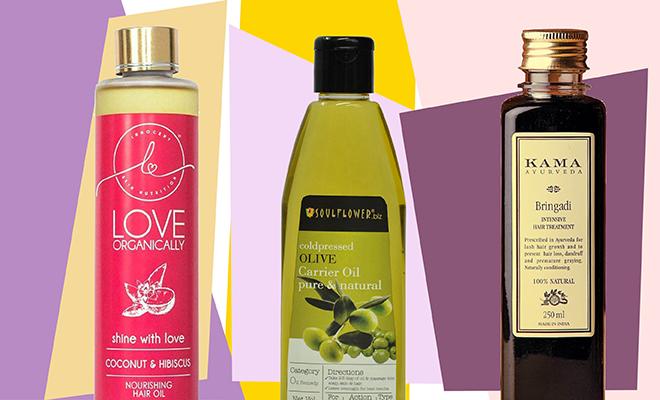 Website- Hair Oil