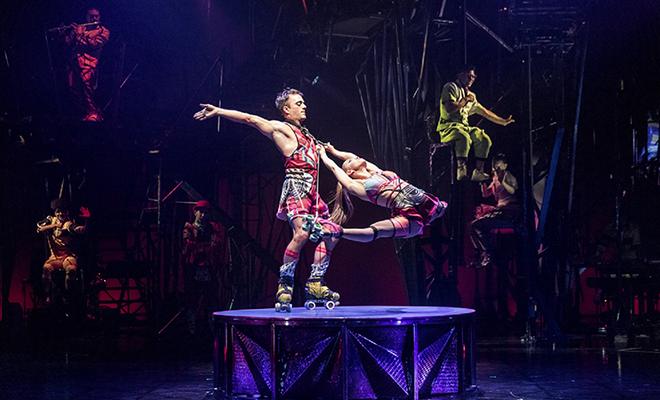 Cirque Du Soleil Mumbai