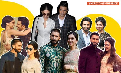 Website- DeepVeer Wedding