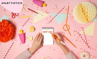 Website- Party Ideas