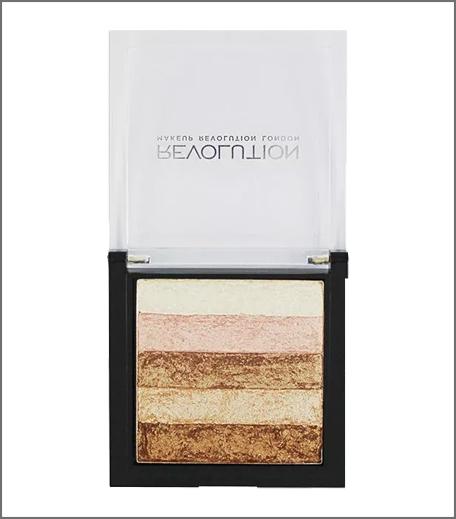 Makeup Revolution Vivid Shimmer Highlighter