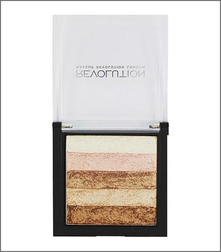 Makeup Revolution Vivid Shimmer Highlighter