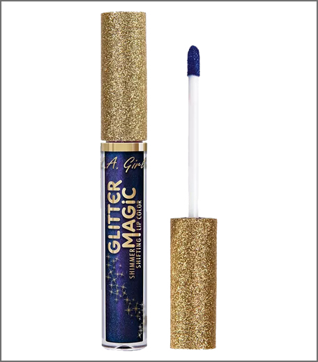 L.A. Girl Glitter Magic Shimmer Shifting Lip Color - Starry Night