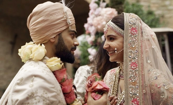 We Bet You Don't Know This CUTE Thing About The Virushka Wedding ...