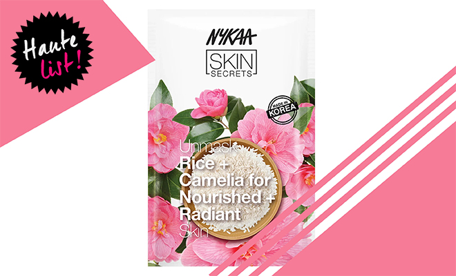 Website- Haute Pick_Nykaa Sheet Mask