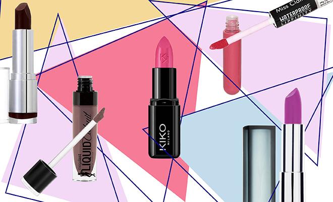 Website- Lipsticks Under 500
