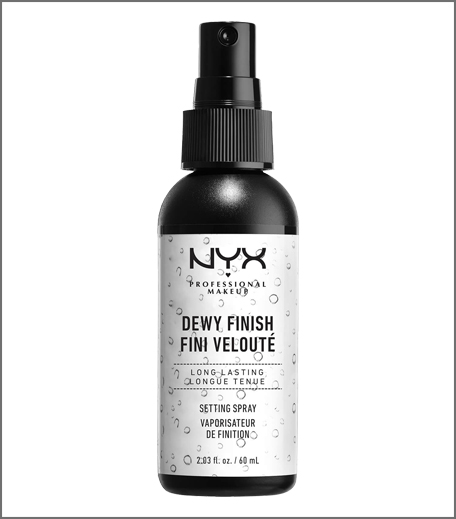 NYX Professional Makeup Long Lasting Makeup Setting Spray Dewy Finish