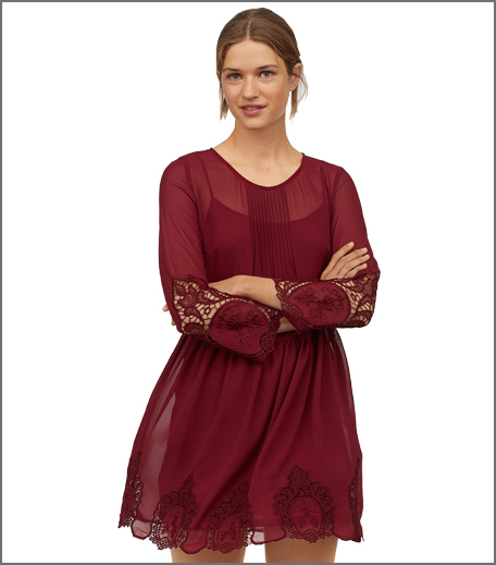 Inpost- V Day Casual Dresses 6