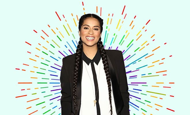 Website- Lilly Singh Bisexual