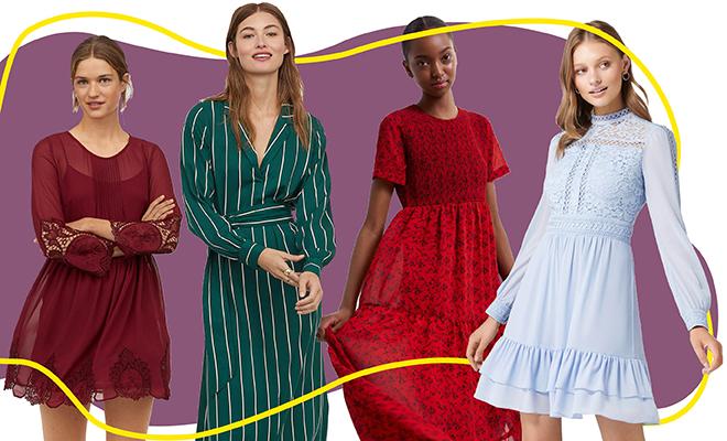 Website- V Day Casual Dresses