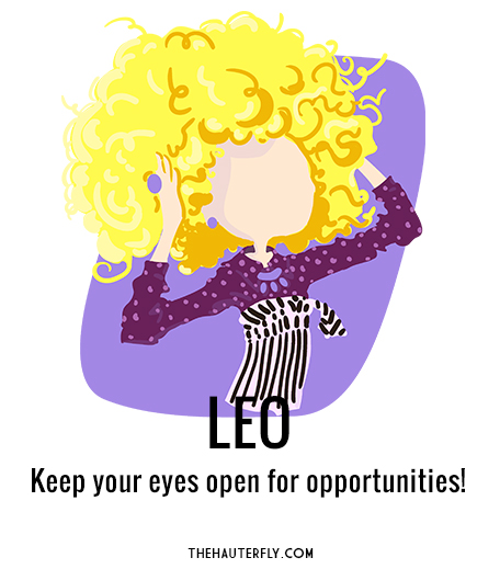 Horoscope_Website_ Leo