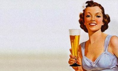 beer-woman
