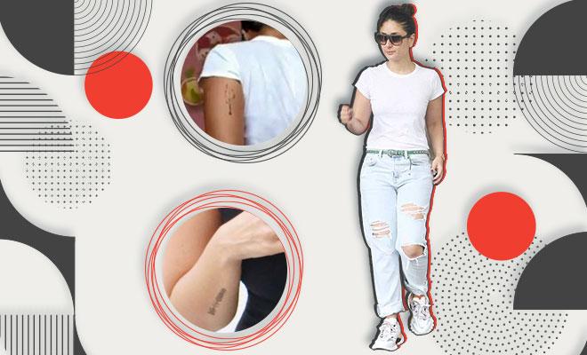 Kareena Kapoor Khan Just Got Two New Tattoos, And The ...