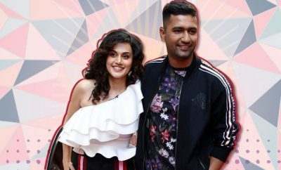 taapsee pannu says vicky kaushal is not hot
