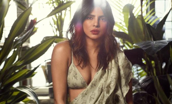 Priyanka chopra Instyle Magazine