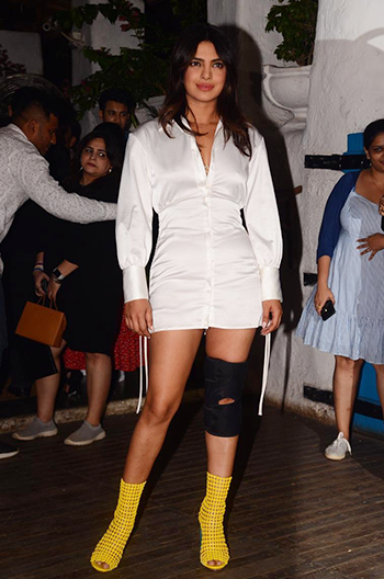 Priyanka Chopra The Sky is Pink wrap up party