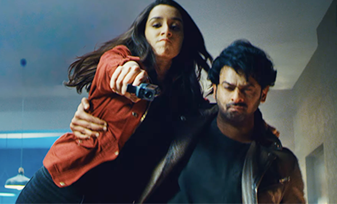 Shraddha Kapoor Saaho Teaser Trailer