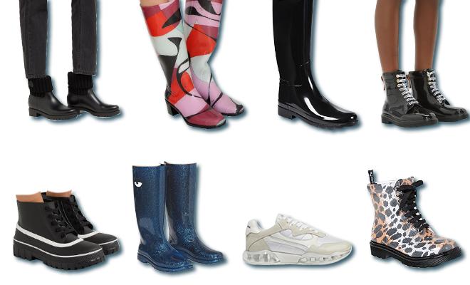 PVC Boots 1