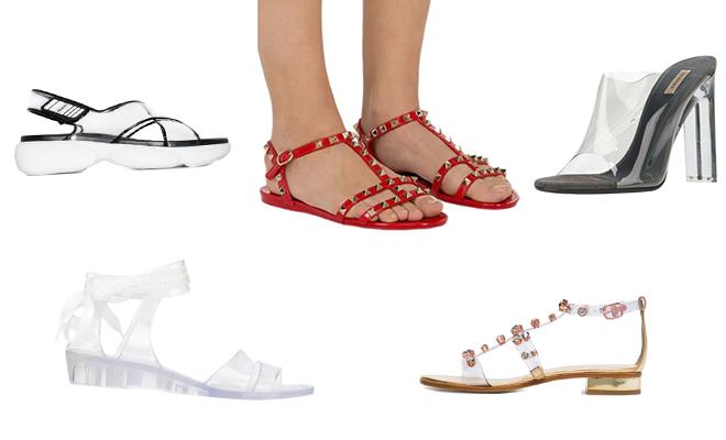 PVC Sandals 1