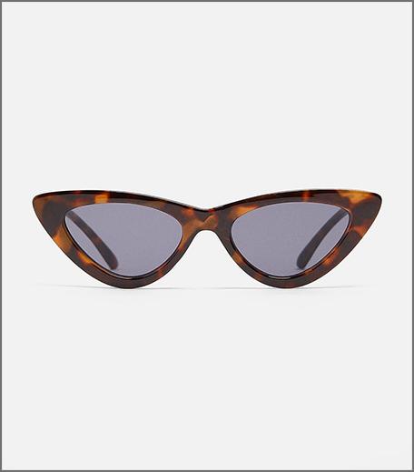 Hauterfly cat eye sunglasses