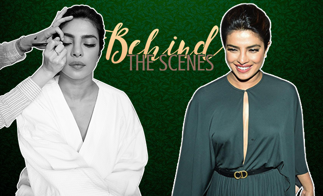 Priyanka Chopra S Dior Show Behind The Scenes Videos Offered Us