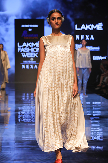 Aavaran Lakme Fashion Week