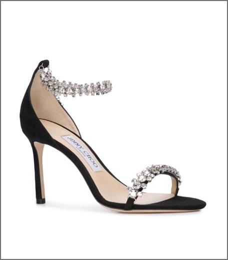 Jimmy Choo Embellished Heels