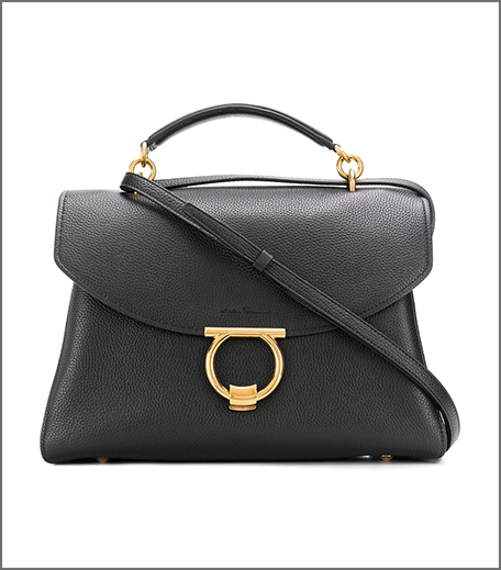Ferragamo Satchel Work Bag