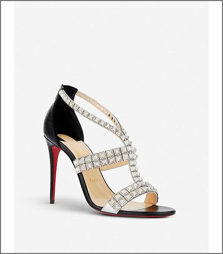 Louboutin Embellished Heels