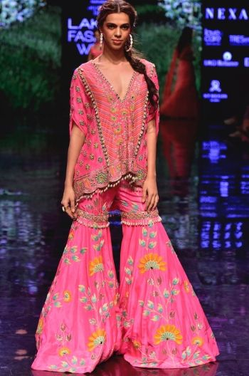 Arpita Mehta Lakme Fashion Week