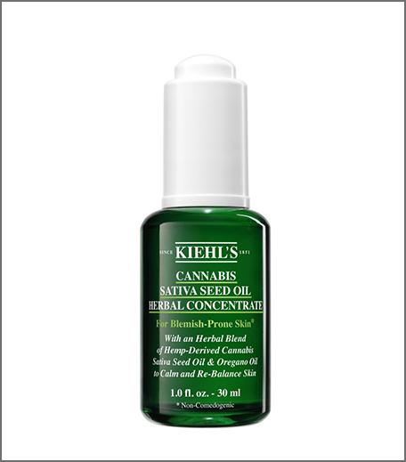 Keihl's CBD Sativa Seed oil