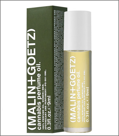 malin + goetz cbd perfume