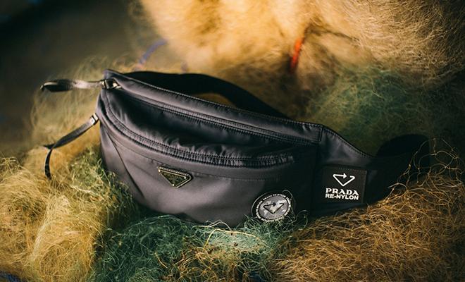 Prada Re-Nylon Belt Bag