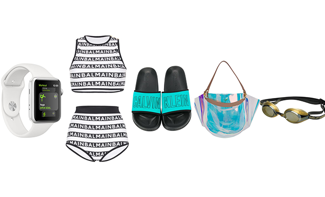 swimming fitkit
